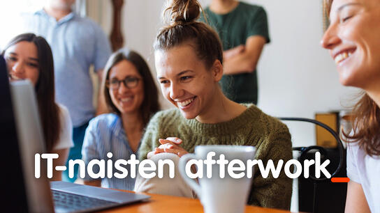 Oulun IT-alan naisten afterwork